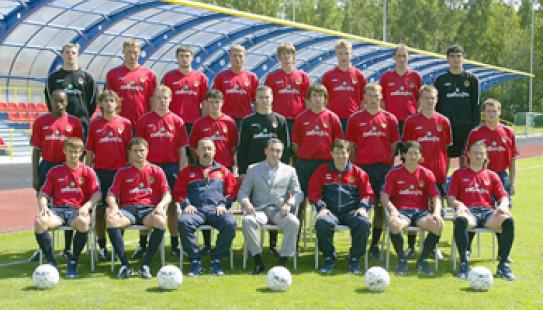 OMİK VƏ BENFİKA UEFA FİNALINDA