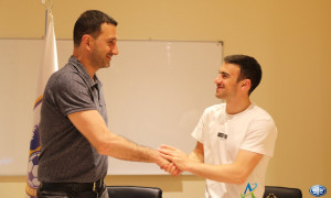 "Qara Qarayev daha 2 il ""Qarabağ""da!"