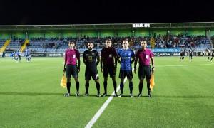 APL, III round: Sabail - Qarabağ 0:4