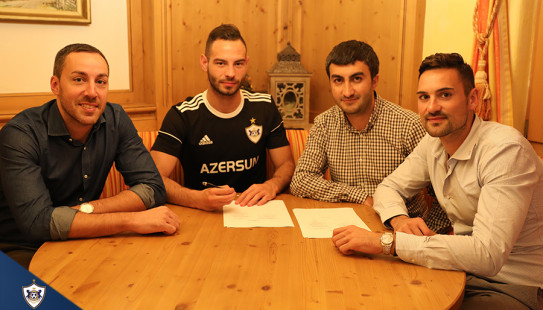 A fifth transfer from Qarabağ