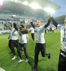 Azerbaijan champions - 2017