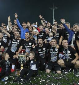 Azerbaijan champions - 2018