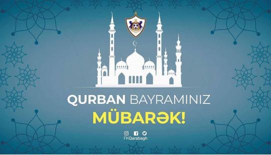 Qurban Bayramınız Mübarək !