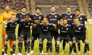 Qarabağ - Olimpija 0:0