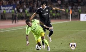 Qarabağ - Sheriff 3:0