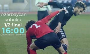 """""""Qəbələ"""" – """"Qarabağ"""" oyununda Vüqar Həsənli"""