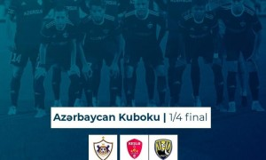 """""""Qarabağ""""ımızın ölkə kubokunda rəqibi məlum oldu"""