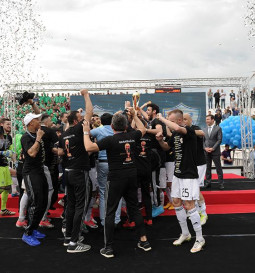 Winner of Azerbaijan cup - 2017