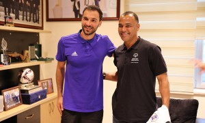 Cafu is in our base