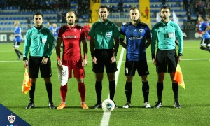 Azərbaycan kuboku, 1/4 final (cavab oyunu):