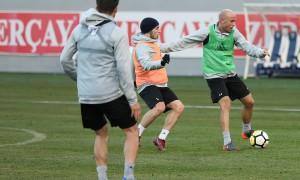 Qarabağ began for Sumgait