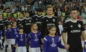 Qarabagh - Arsenal 0:3