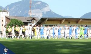 Friendly match: Qarabağ - Craiova (Romania) 0:0 (25.06.2019)
