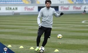 Qarabağ started for Gabala