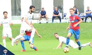Friendly match: Qarabağ - Viktoria (Czech Republic) 2:2 (02.07.2019)