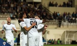 APL, V round: Zira - Qarabağ 1:3