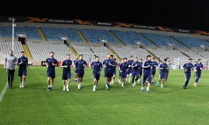 Qarabağ completed the preparetions of match with APOEL