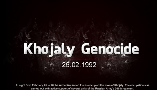 27 years without Khojaly...