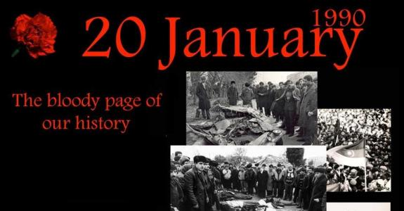 29 years have passed since 20 January tragedy